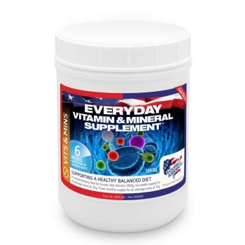 Equine America Everyday Vitamin & Mineral Supplement 1260g