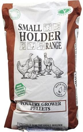 Small Holder Poultry Grower Pellets