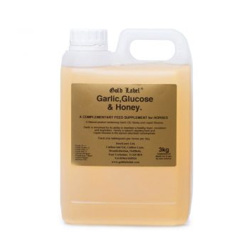 Gold Label Garlic, Glucose, Honey 3kg