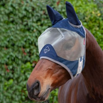 LeMieux Armour Shield Protector Fly Mask Half
