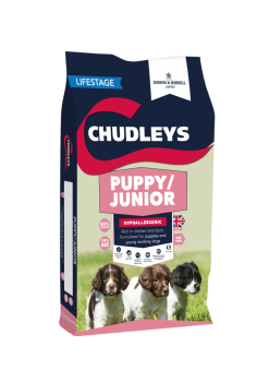 Chudleys Puppy/Junior 12kg