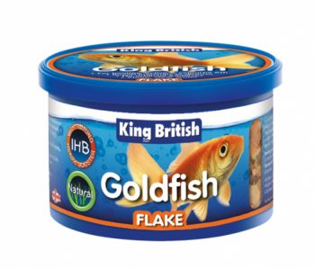 Beaphar King British Goldfish Flake