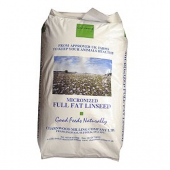 Charnwood Micronized Full Fat Linseed 20kg