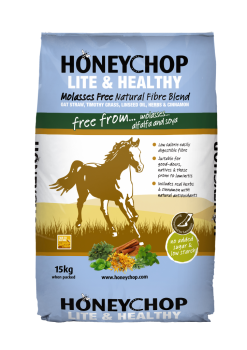 Honeychop Lite & Healthy 15kg