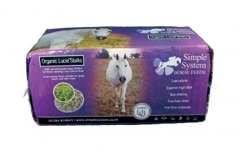 Simple Systems Organic Lucie Stalks 15kg