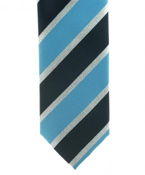 ShowQuest Childs Lurex Stripe Tie