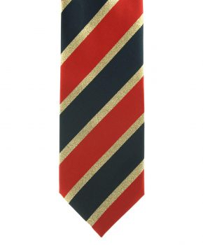 ShowQuest Adults Lurex Stripe Tie