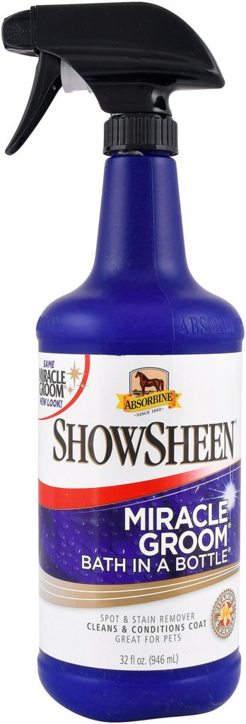 Absorbine ShowSheen Miracle Groom 950ml - Highgate Country Stores