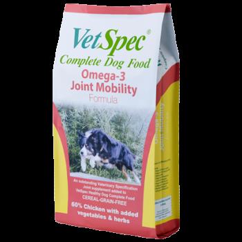 VetSpec Omega 3 Joint Mobility Formula