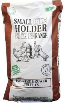 Small Holder Poultry Grower Pellets 20kg