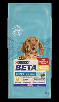 Beta Puppy Chicken 2kg