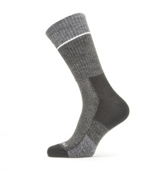 SealSkinz Solo Quick Dry Mid Length Sock