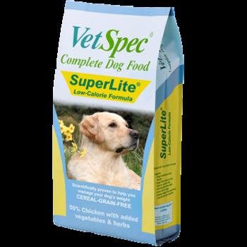 VetSpec SuperLite Low-Calorie Formula
