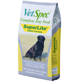 VetSpec Superlite Senior Formula