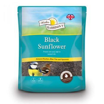 Harrison's Black Sunflower Seeds