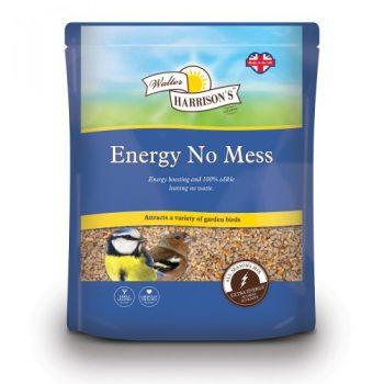 Harrison's Energy No Mess