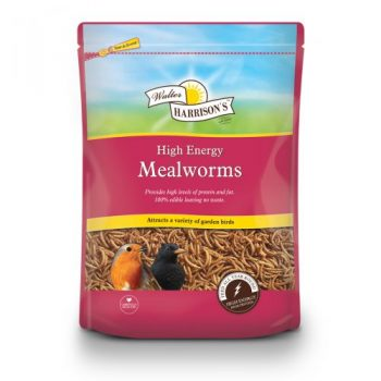 Harrison's High Energy Mealworm Pouch