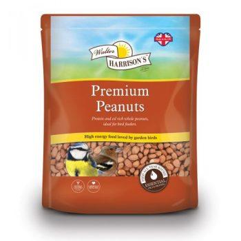 Harrison's Premier Peanuts