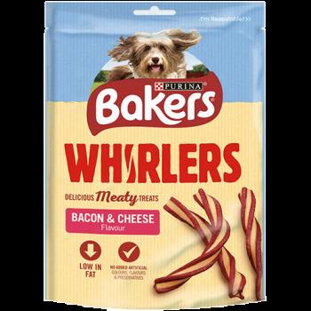 Bakers Allsorts Whirlers
